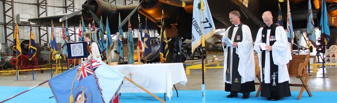 77 Squadron Ceremony