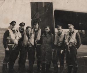 Bill's crew 1944