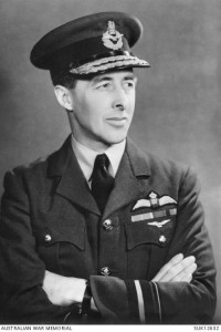 AVM Donald T.C. Bennett, CO of 77 Dec 1941 to April 1942